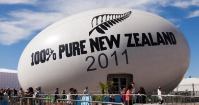 100 percent Pure New Zealand destination marketing