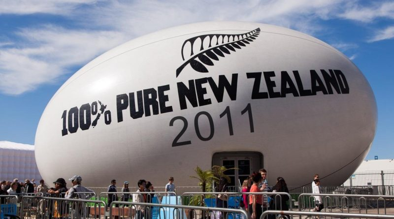 100 percent Pure New Zealand destination marketing