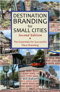 Destination branding for small cities