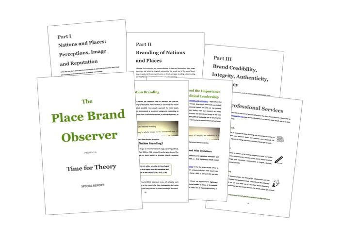 Place branding free report