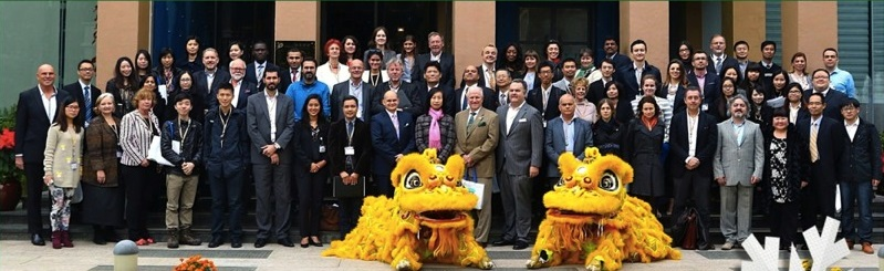 5th Destination Branding and Marketing conference Macau December 2014 - delegates