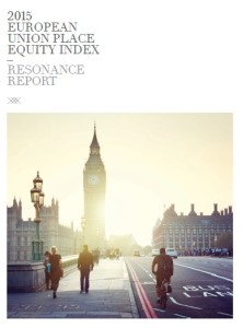 2015 European Union Place Equity Index by Resonance