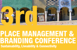 2015 Place management and branding conference