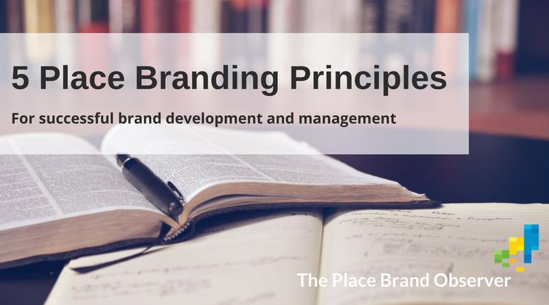5 place branding principles