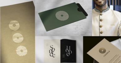 AMAALA brand identity