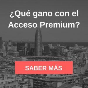 Qué gano con acceso premium