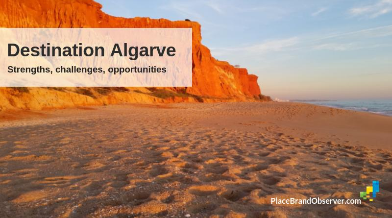 Algarve destination strengths, challenges, opportunities