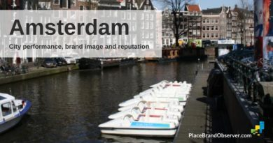 Amsterdam city performance, brand image, reputation