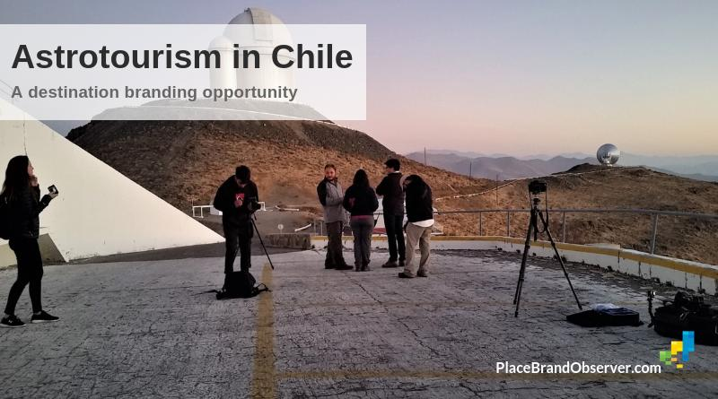 Astrotourism Chile destination branding opportunity