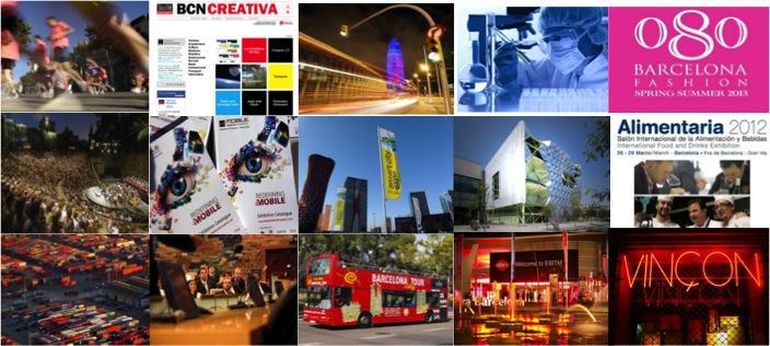 Barcelona principales sectores económicos