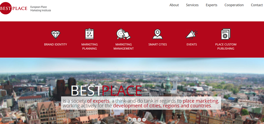 Best Place - European Place Marketing Institute Poland