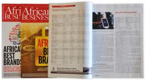 Brand Africa magazine