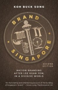 Brand Singapore book by Koh Buck Song