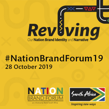 South Africa Nation Brand Forum 2019
