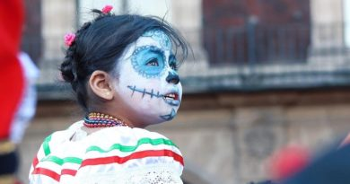 How COCO movie and Luzia show influence Mexico country image