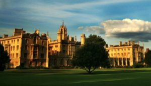 Cambridge city talent magnet