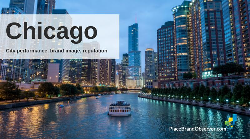 Chicago city performance, brand image, reputation