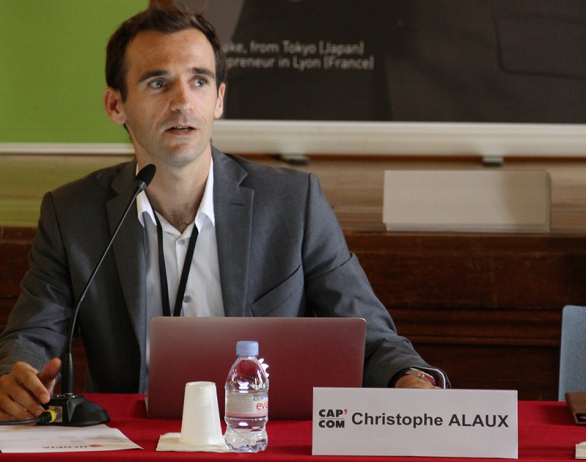 Christophe Alaux, Marketing Territorial