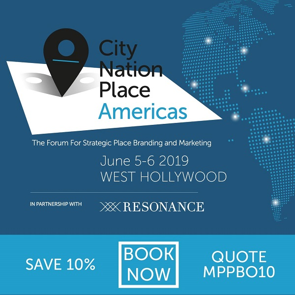 Coupon code City Nation Place Americas conference 2019