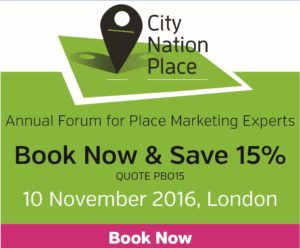 City Nation Place Conference London 2016 banner