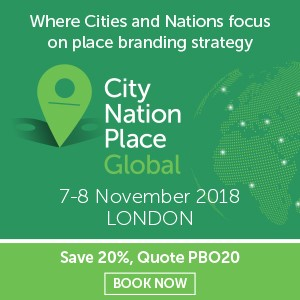 City Nation Place Forum London 2018