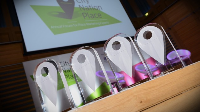 City Nation Place brand strategy award winners 2015