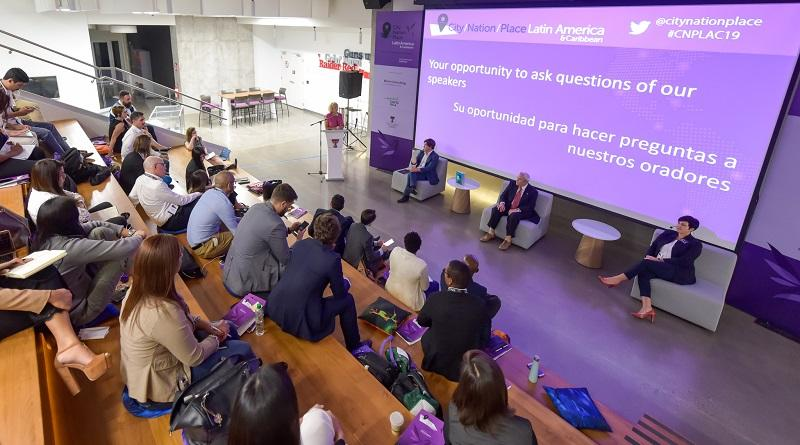 Lessons from City Nation Place conferences 2019