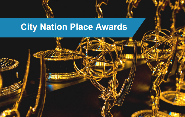 City Nation Place place branding awards 2015