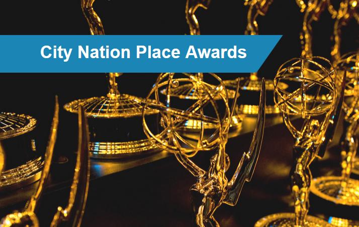 City Nation Place place branding awards 2015
