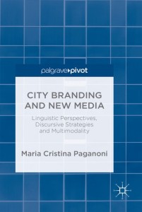 City branding and new media book by Maria Cristina Paganoni