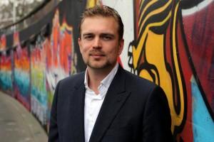 City branding expert Martin Boisen