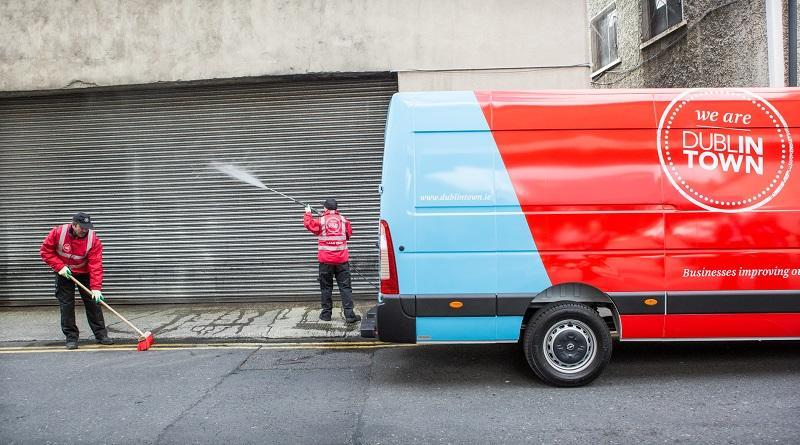 City centre branding case study Dublin