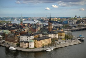 City reputation and sustainability champion Stockholm