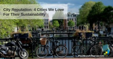 City reputation - 4 cities leading in sustainability