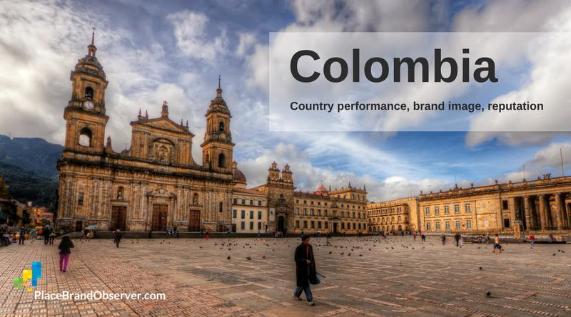 Colombia country performance, brand image and reputation