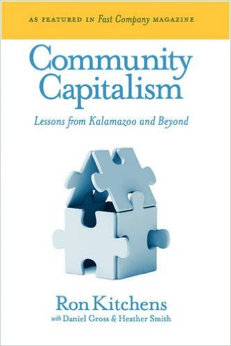 Community capitalism book by Ron Kitchens