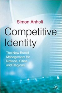 Competitive Identity book by Simon Anholt