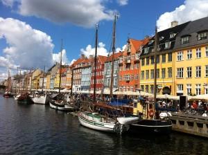 Copenhagen, Denmark - place branding