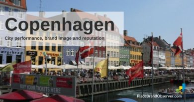 Copenhagen city performance, brand image and reputation