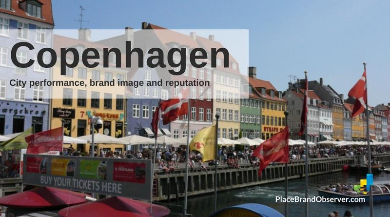 Copenhagen city performance, brand image and reputation