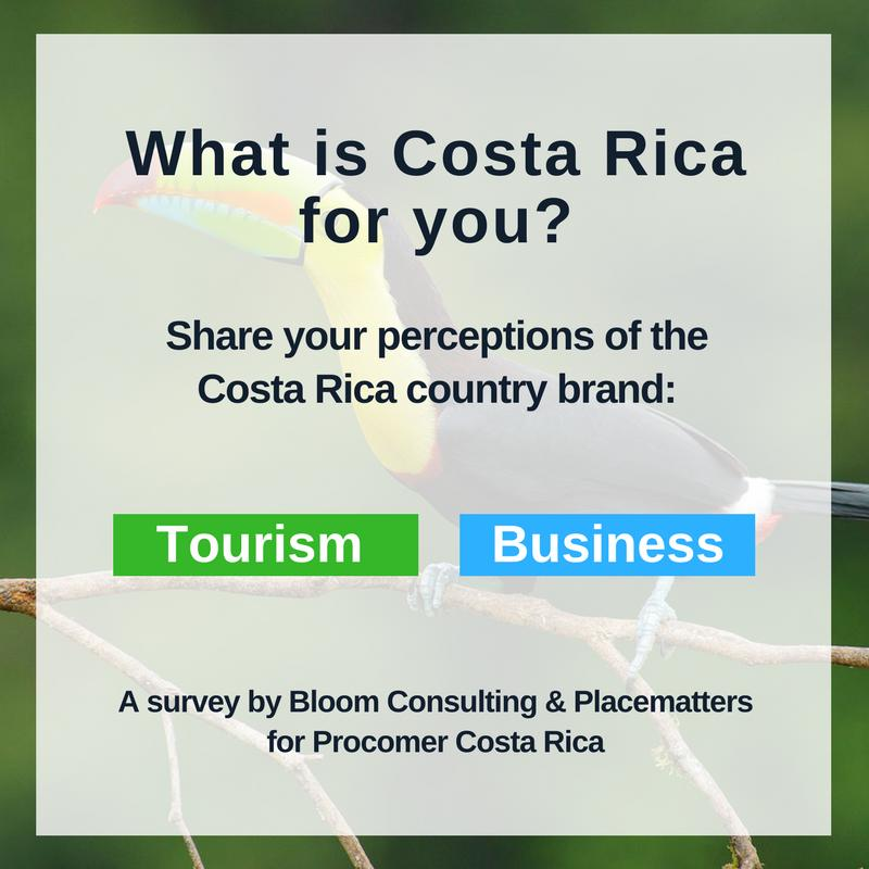 Costa Rica Country Brand Survey