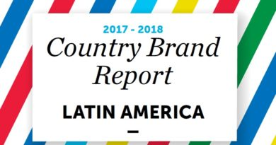 Country Brand Report Latin America 2017