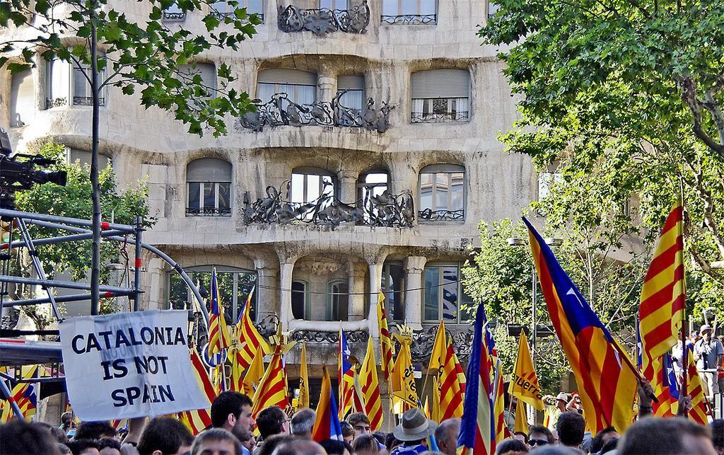 Cultural diplomacy nation branding Catalonia
