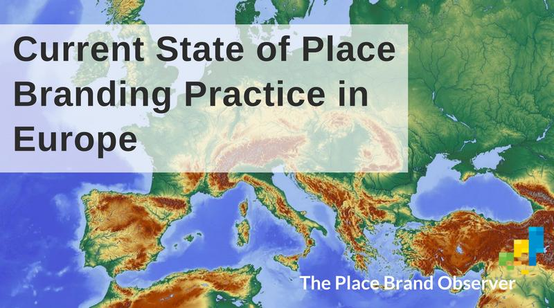 Learn about the current state of place branding in Europe