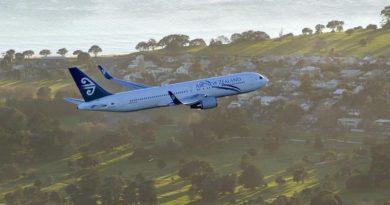Destination branding through national carriers- example Air New Zealand
