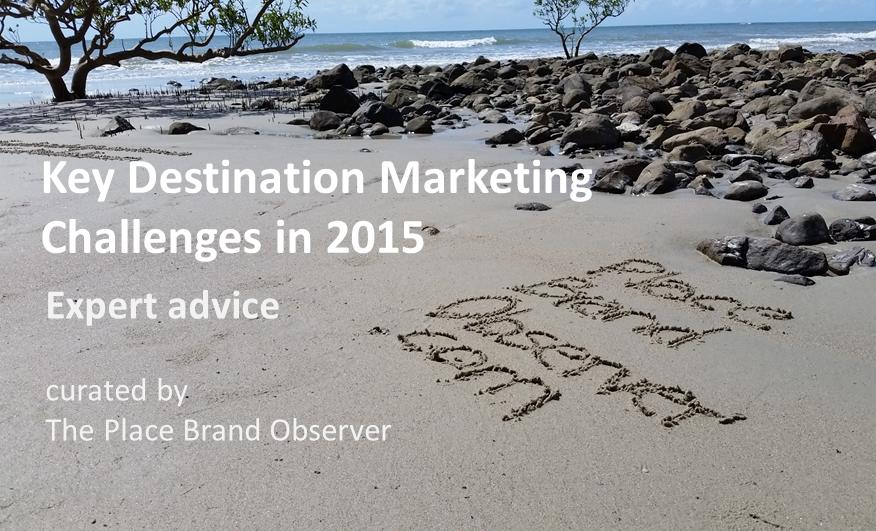 Destination marketing challenges in 2015