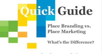 Difference place branding vs marketing quick guide