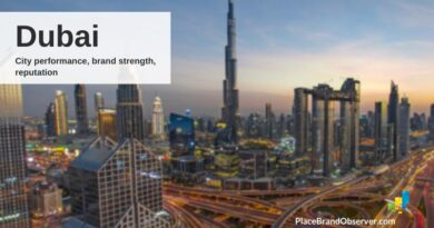 Dubai City Attractiveness, Its Brand Strength and Reputation