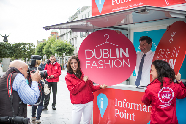 Dublin city branding case study