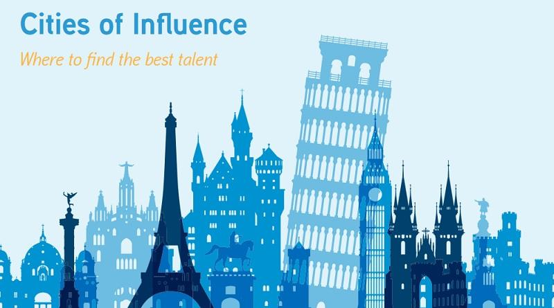 European cities: talent attraction winners, priorities